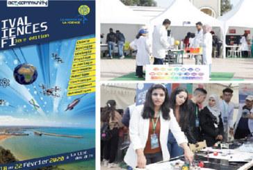 Première édition du Festival de la science à Safi : Mettre la science à la portée de tous