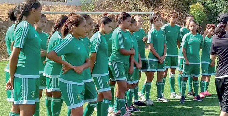 Football U 20 : La sélection nationale féminine qualifiée pour le 1er tour des éliminatoires de la Coupe du monde