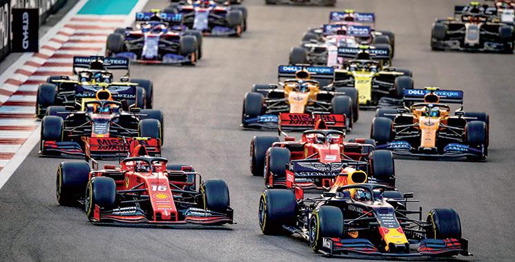 La F1 adopte une course sprint  qualificative de 100 km