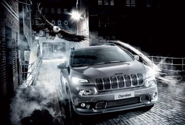 Le nouveau Jeep® Cherokee débarque  au Maroc