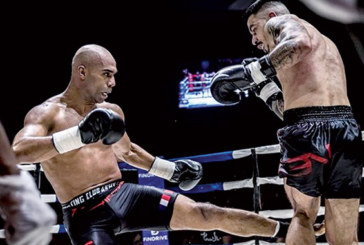 Kick-boxing : Karim Ghajji mettra en jeu son titre mondial à Casablanca