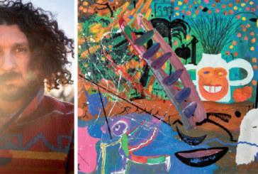 Les œuvres de Mo Baala à la galerie d'art L'Atelier 21 de Casablanca