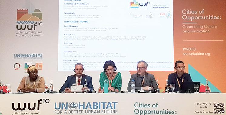 Le Groupe Al Omrane présente son expérience au Forum mondial de l'habitat