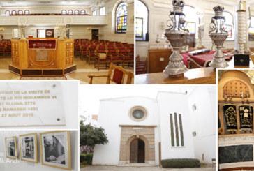 Le Maroc, terre d'un patrimoine ancestral : Les trésors juifs de Casablanca