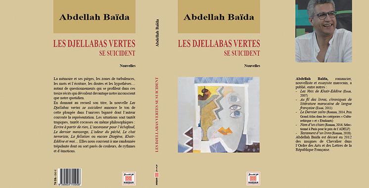 Dans son nouveau recueil : La nouvelle, tout un art chez Abdellah Baïda