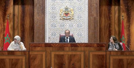 Les deux Chambres viennent de clôturer la session d'automne : Le Parlement fait son bilan