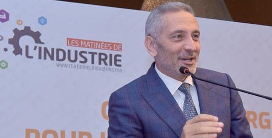 Matinées de l'industrie : M. Elalamy met le cap sur la production décarbonée