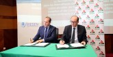 Afin de développer des matériaux de construction durable : Al Omrane et l'Iresen associent leur savoir-faire