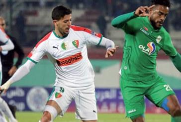 Quart de finale retour de la Coupe Mohammed VI : Le Raja à un pas du carré d'as