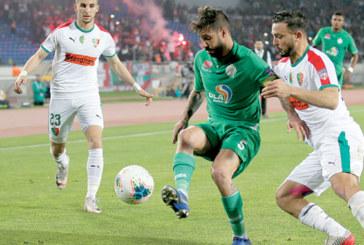 Coupe Mohammed VI des clubs champions : Le Raja accède au dernier carré par une défaite