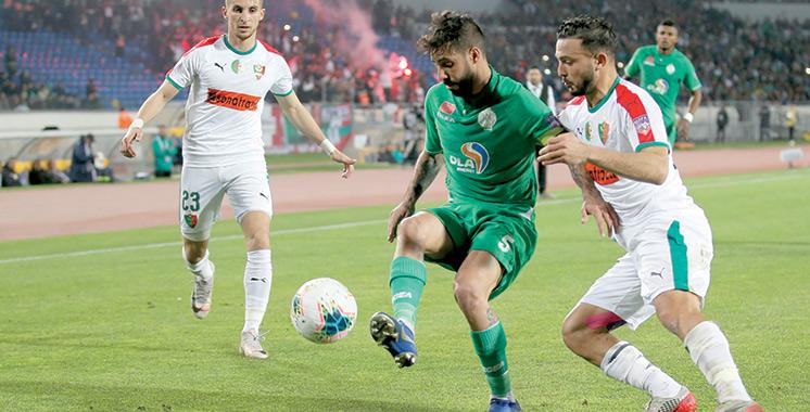 Coupe de la CAF Total : Le Raja pour confirmer, le TAS pour la remontada