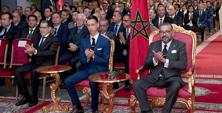 SM Le Roi Mohammed VI lance Al Jayl Al Akhdar 2020-2030