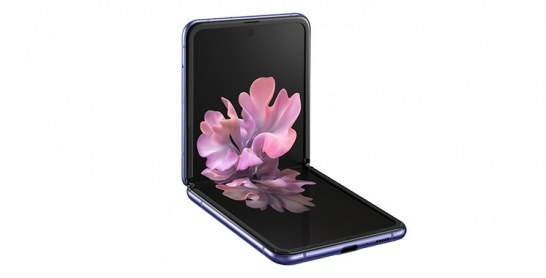 Galaxy Z Flip, un smartphone pliable signé Samsung