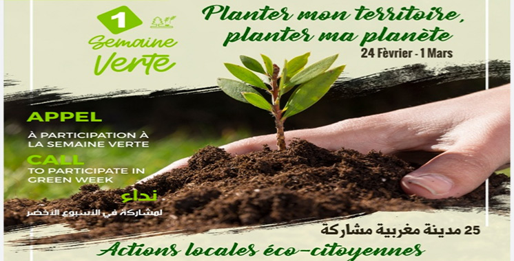 La «Semaine verte 2020» du 24 février au 1er mars dans 25 villes