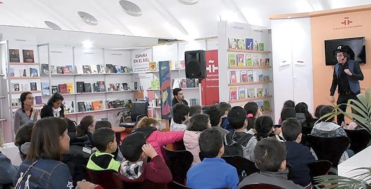 SIEL 2020 : L'Espagne prend le défi d'encourager les enfants à la lecture