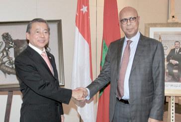 Singapour a désormais son consulat général honoraire à Casablanca