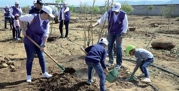 Le village d'enfants de Dar Bouidar obtient le soutien de Copag