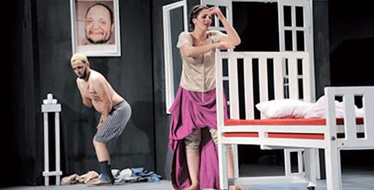 La pièce «Daïf Al Ghafla»  présentée à Bruxelles