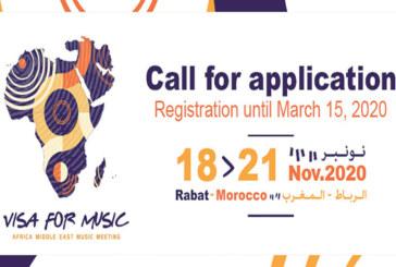 Visa For Music : La 7è édition du 18 au 21 novembre à Rabat
