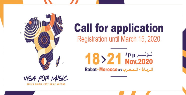 Visa For Music : La 7è édition du 18 au 21 novembre à Rabat