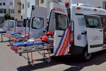Transport par ambulance :  La gestion déléguée arrive