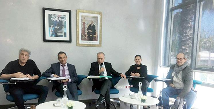 La commission Benmoussa à la rencontre des influenceurs