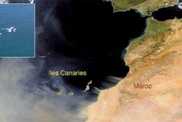 Maroc-Espagne : Bataille entre ciel et mer