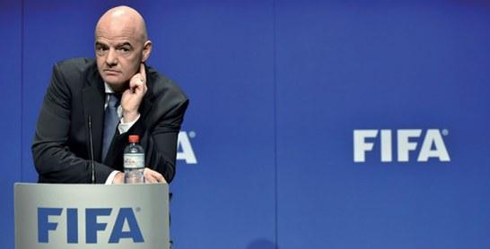 La Fifa annule sa réunion prévue en mars à Asuncion
