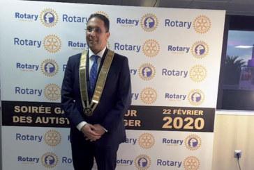 Le Rotary au chevet des enfants autistes à Tanger