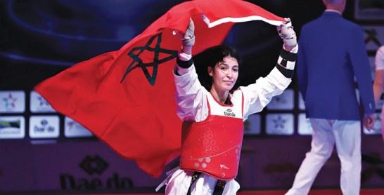 Éliminatoires africaines de taekwondo : La Marocaine Oumaima El Bouchti qualifiée aux JO-2020