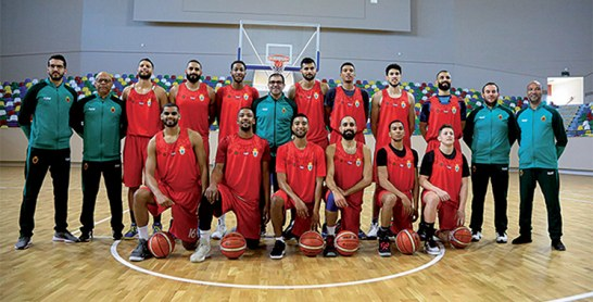 Basket-ball : Double confrontation Maroc-Algérie en amical