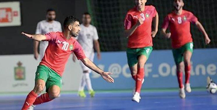 Futsal World Ranking : Le Maroc grimpe au 25è rang mondial