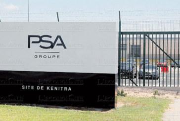 Groupe PSA : L'activité de l'usine de Kénitra stoppée
