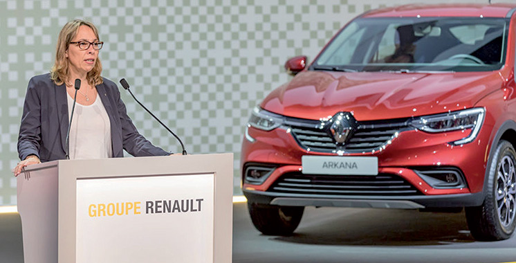Groupe Renault : 3,8 millions de véhicules vendus en 2019