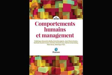 Comportements humains et management 6ème édition, de Frédérique  Alexandre Bailly