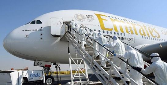 Covid-19 : Des mesures supplémentaires prises par Emirates