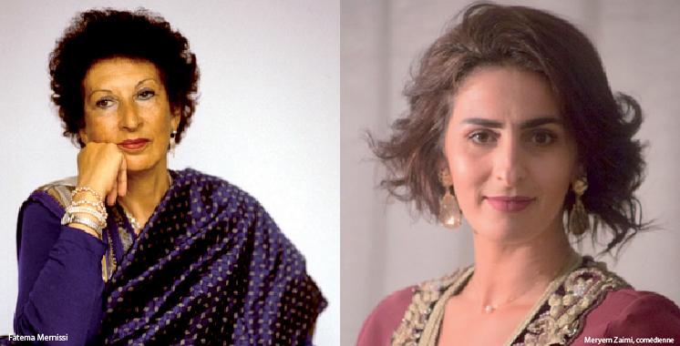 Mohamed Tazi porte la vie de Fatema Mernissi au cinéma