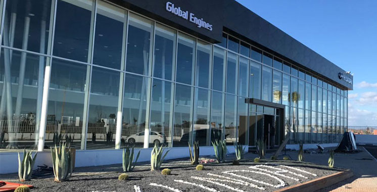 Global Engines fait don de 25 ambulances Hyundai