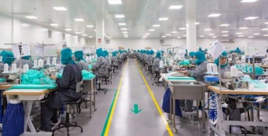 Lamatem fournira l'Etat en produits textiles médicaux