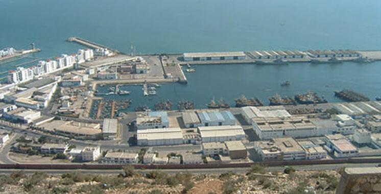 Pour accompagner les perspectives de son développement : Un troisième accès au port d'Agadir  dans le pipe