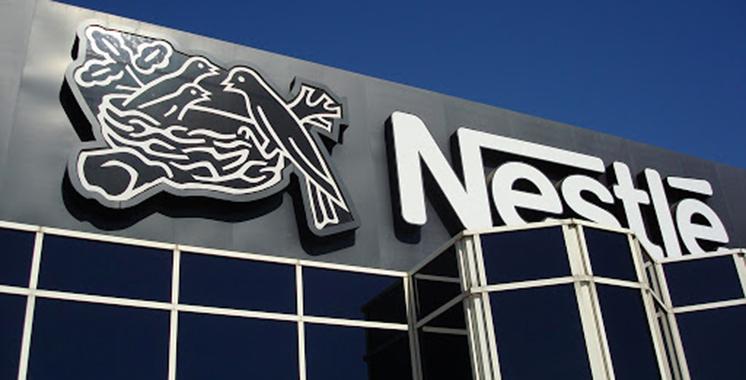 Les ventes Nestlé décollent partout dans le monde