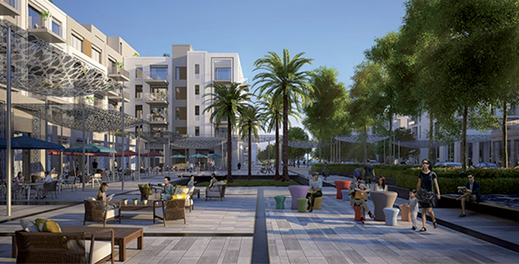 Rabat Square : Eagle Hills poursuit la commercialisation de «ORA»