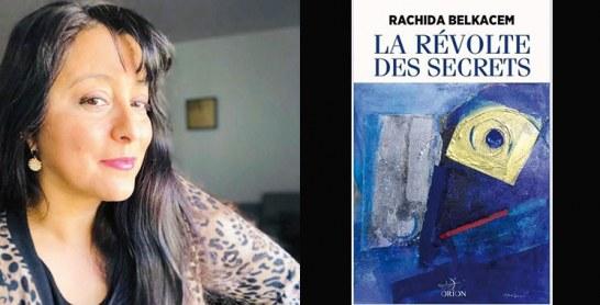 Nouvelle publication : Les secrets féminins font leur révolte par la plume de Rachida Belkacem