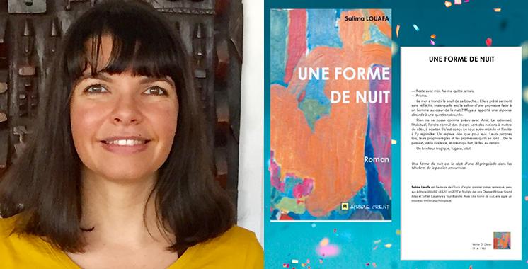 Nouveau roman : Le viol comme trame de fond et de passion chez Salima Louafa