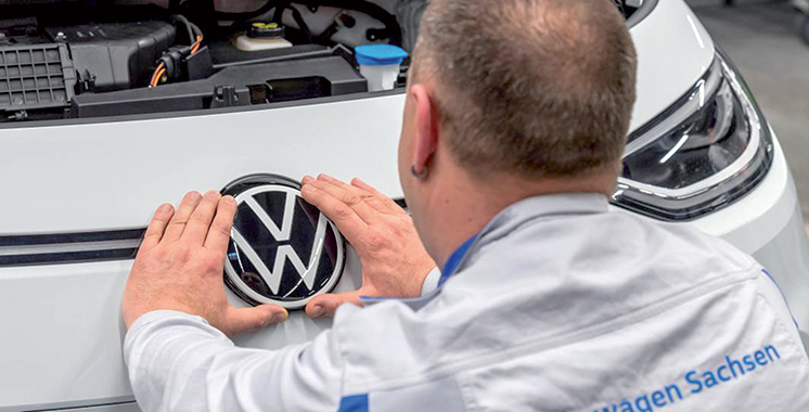 Covid : Volkswagen suspend  sa production au Brésil