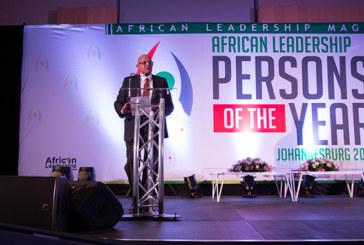 Honoris United Universities, Yusuf Karodia personnalité africaine  de l'année 2019