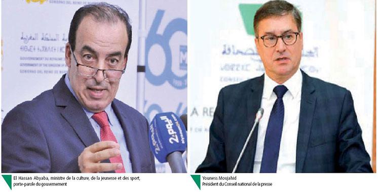 Suspension de la presse papier : Désaccord entre le ministère et le Conseil national