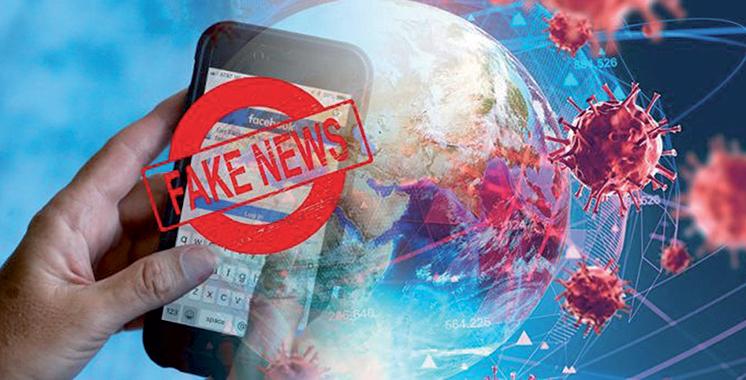 Coronavirus : Les auteurs des fake news seront poursuivis en justice