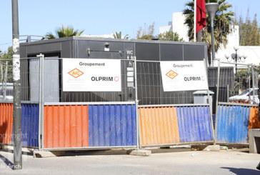 Les nouvelles toilettes publiques de Casa en suspens