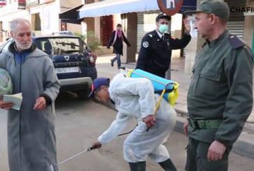 Les sans-abris pris en charge par l'Unité d'Assistance sociale à El Fida